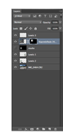 layers and masks in photoshop cc